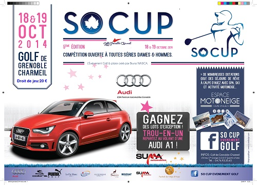 So Cup 2014